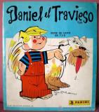 Álbum cromos Daniel el Travieso Mi ni ez