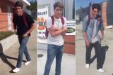 Daniel Lara Fotos Teen Guy va viral con maldito Da...
