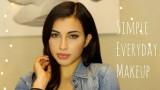 Clasificar a la bella mitad árabe Halfexican chica...