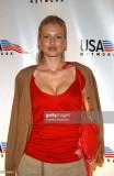 Daniela Pestova durante USA Network celebra la ina...