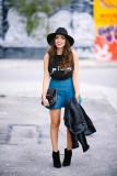 Daniela Ramírez Street Fashion Bloggers