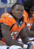 El linebacker de Danny Trevathan Broncos podría pe...