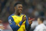 Arsenal jefe Arsene Wenger esperanzado Danny Welbe...