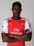 Galería de imágenes Danny Welbeck Poses En Arsenal...