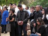 Díaz asistió al memorial en UTEP