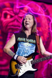 Dave Murray en vivo en San Jos 26