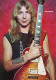 Dave Murray Iron Maiden