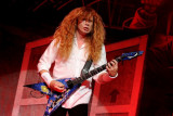 Dave Mustaine Tengo una relación personal con Cris...