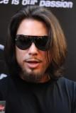 Dave Navarro Músico Dave Navarro llega a la 3 ª an...