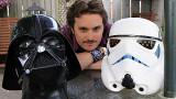 Dave Walpole de Hamilton quiere estar en Star Wars...