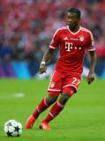 David Alaba David Alaba del Bayern Muenchen en acc...