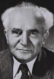 David BenGurion en 1949 David Eldan GPO vía