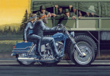 Rider Ediciones limitadas Allwork David Mann Rally