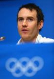 David Morris El esquiador aéreo David Morris de Au...