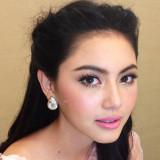 Davika Hoorne Maquillaje look Actriz tailandesa
