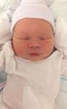 Stump y esposa Elisa Yao Bienvenido bebé Declan Ve...