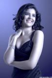 Deeksha Seth la joven y la próxima actriz en el su...