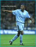 Dele Adebola Coventry City FC Partidos de la Liga