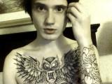 Denis Shaforostov M Tatuajes