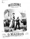 Bienvenido a Prince de Galles Op 244 Magnus Desir