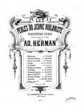 Vienne Magnus Desir IMSLP Biblioteca de música de...