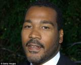 El hijo de Martin Luther King, Dexter Scott King,...