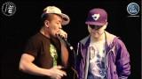 Beatboxing dharni vs krNfx Semifinal Emperador de...