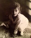 Dia Mirza fotos de la infancia Diya Celebrity