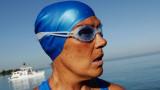 Diana Nyad completa el récord de 110millas de Cuba