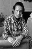 Diana Vreeland 1903 1989 Frenchborn editor de Amer...