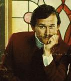 Dick Smothers el más joven de los hermanos Smother...