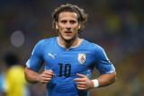 El delantero uruguayo Diego Forlán vinculado con u...