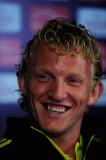 Dirk Kuyt Dirk Kuyt de Liverpool se ve en un Liver...