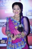 Disha Vakani en los premios SAB Ke Anokhe 2014 en...