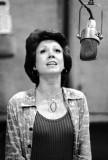 Donna McKechnie en una sesión de grabación para A...