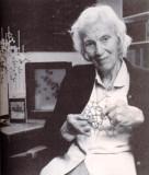 Dorothy Hodgkin Bioquímica británica recibió el Pr...