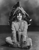 La actriz cherokee Dorothy Janis la primera y únic...