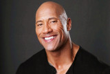 Papel pintado dwayne johnson actor sonrisa cara HD...