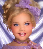 Estrellas en blanco Toddlers and Tiaras Star