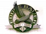 Eddie Bauer Goose Logotipo de Flickr