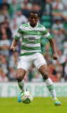 Efe Ambrose Efe Ambrose de Celtic durante la UEFA...