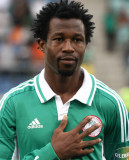 Efe Ambrose Efe Ambrose Nigeria plantea antes de l...