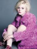 Lovely Elle Fanning lindo y encantador