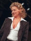 Eleanor Mondale hija del ex vicepresidente Walter...