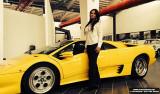 Elettra Miura la heredera de Lamborghini