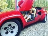 Elettra Miura Lamborghini y su vida de excesos y l...