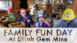Día de diversión en familia en Elijah Mountain Gem