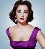 Elizabeth Taylor joven ca 1950s Dos veces ganador...
