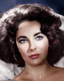 Elizabeth Taylor Natural Violeta ojos Elizabeth Ta...