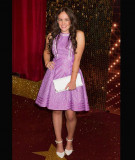 Ellie Leach asiste a British Soap Awards Mejor ves...